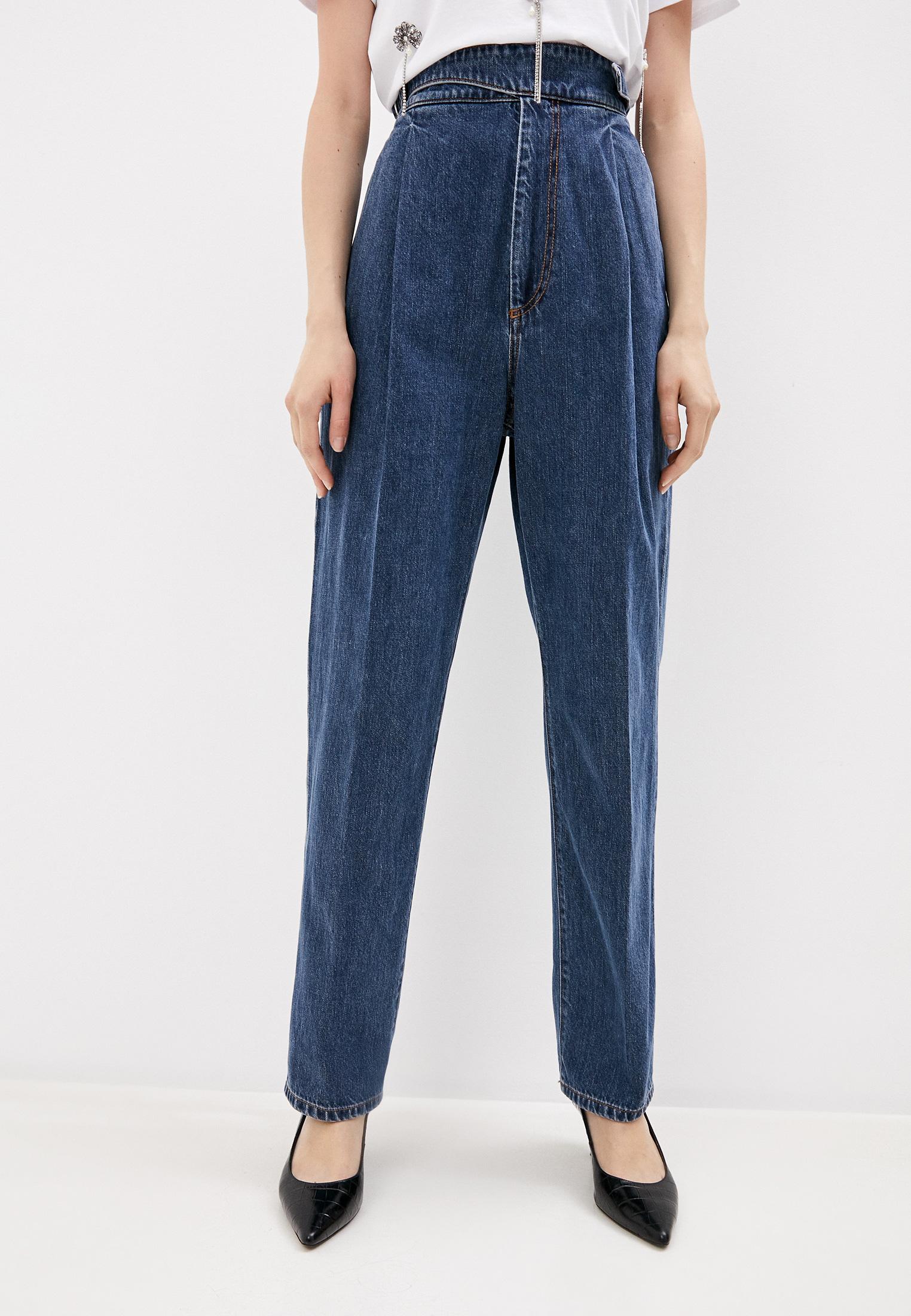 Широкие и расклешенные джинсы Sportmax Code 71871706