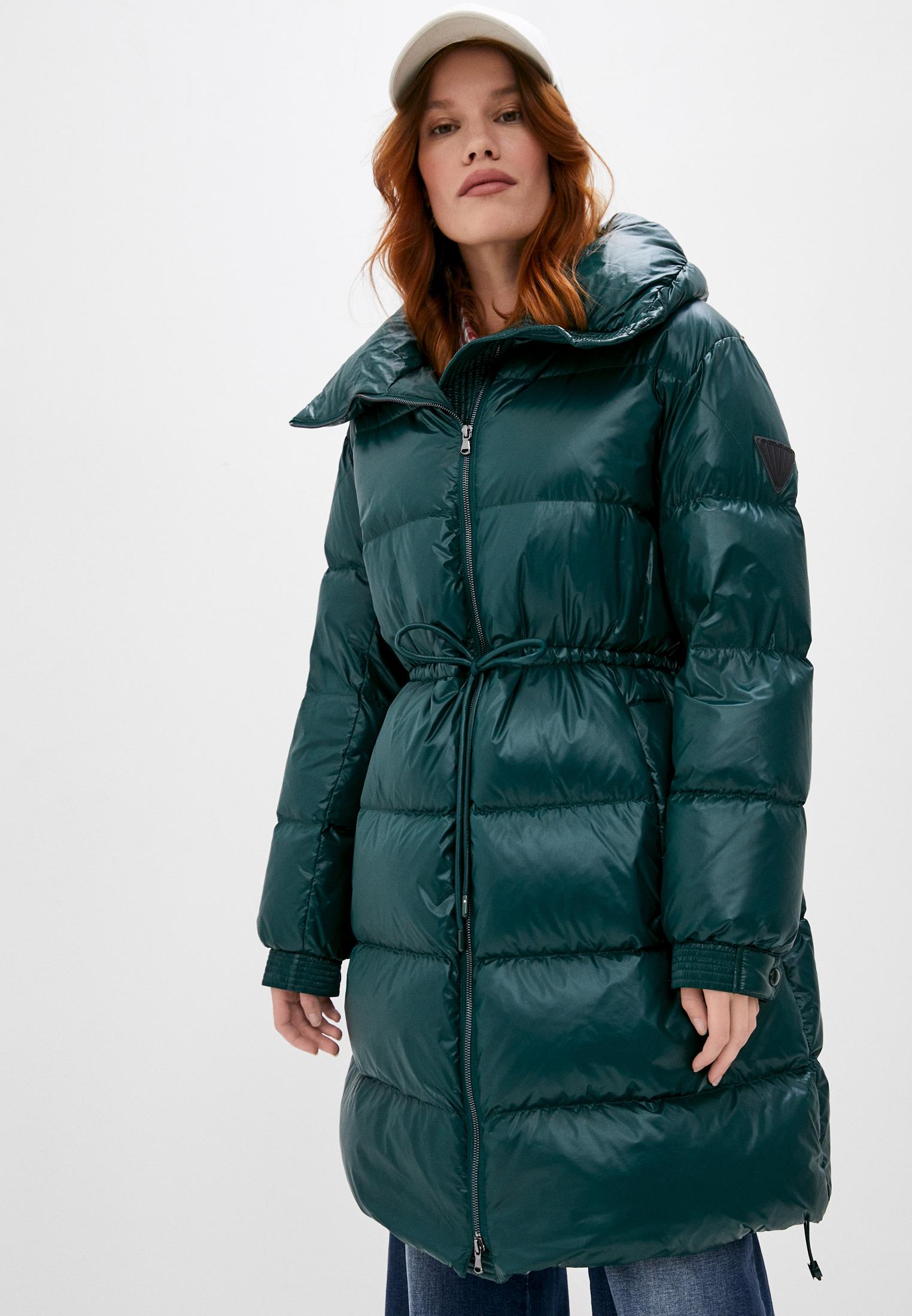 Утепленная куртка Sportmax Code 74960205