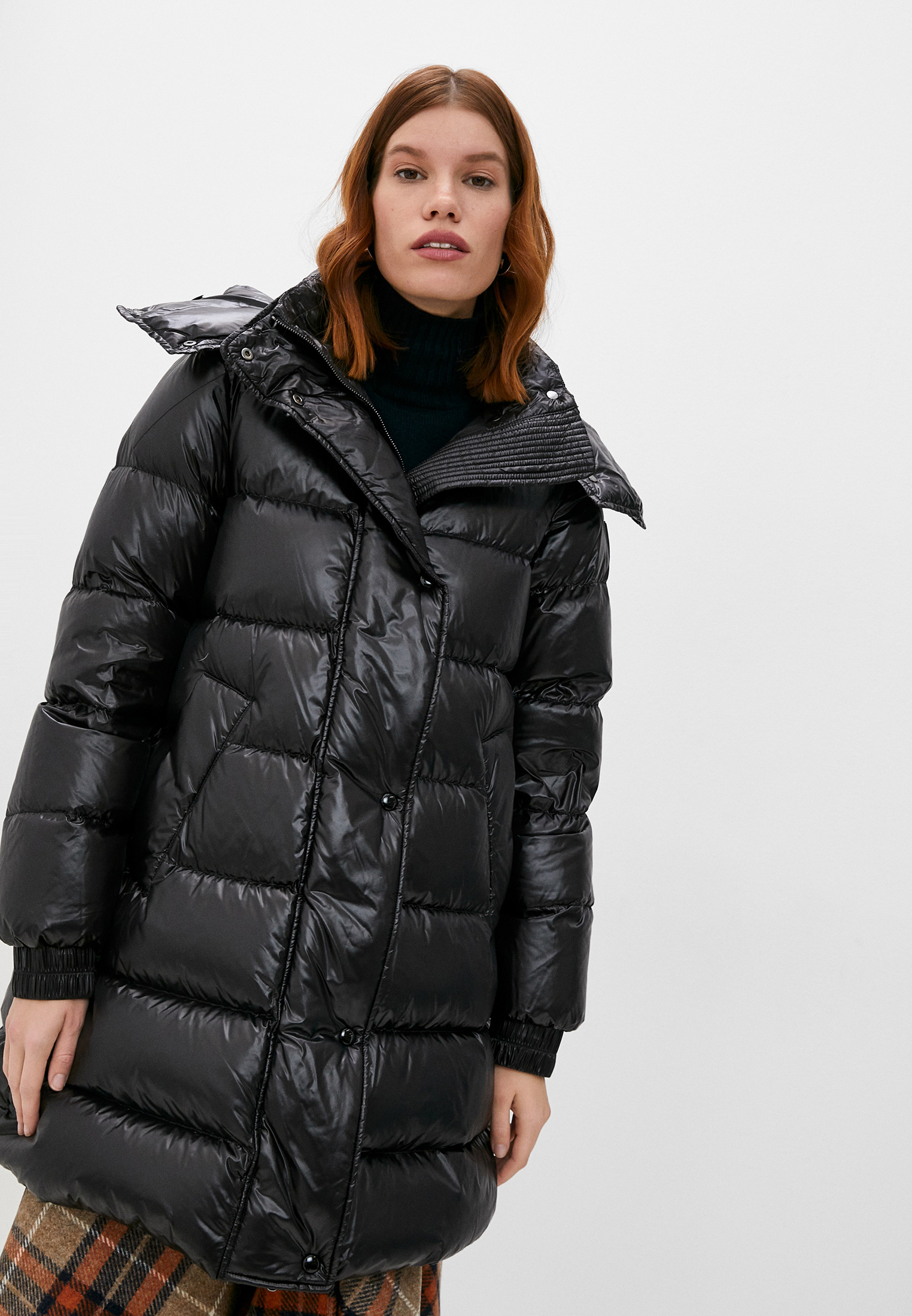 Утепленная куртка Sportmax Code 74960105