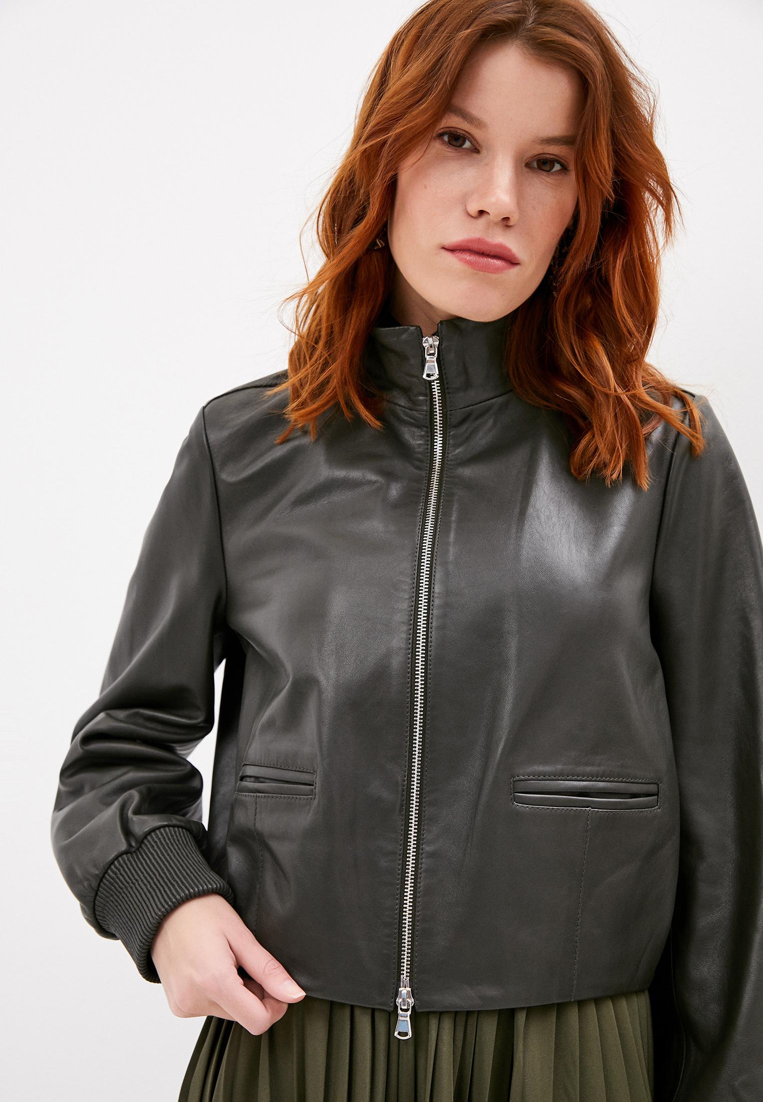 Кожаная куртка Sportmax Code 74460106