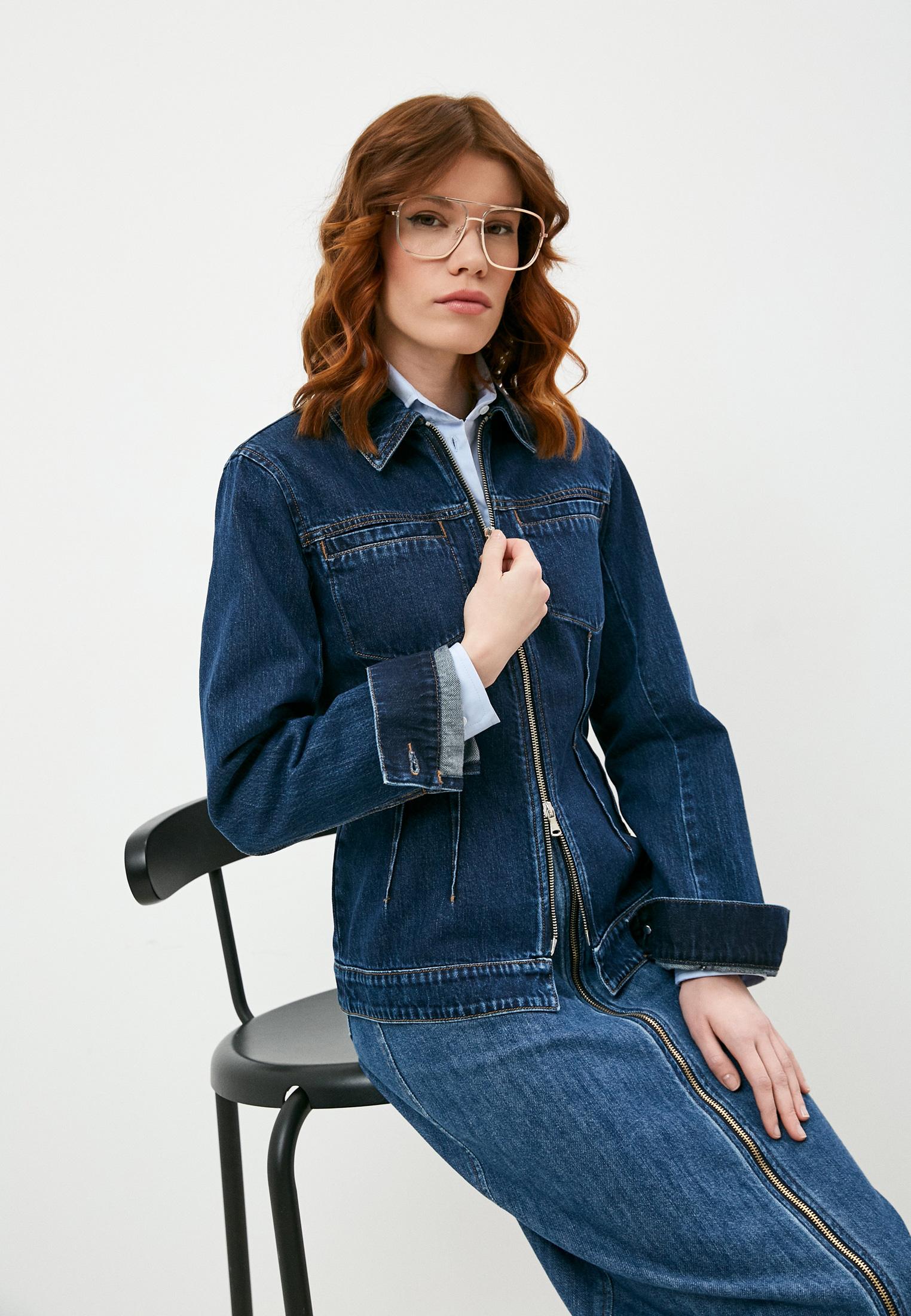 Джинсовая куртка SPORTMAX Куртка джинсовая Sportmax