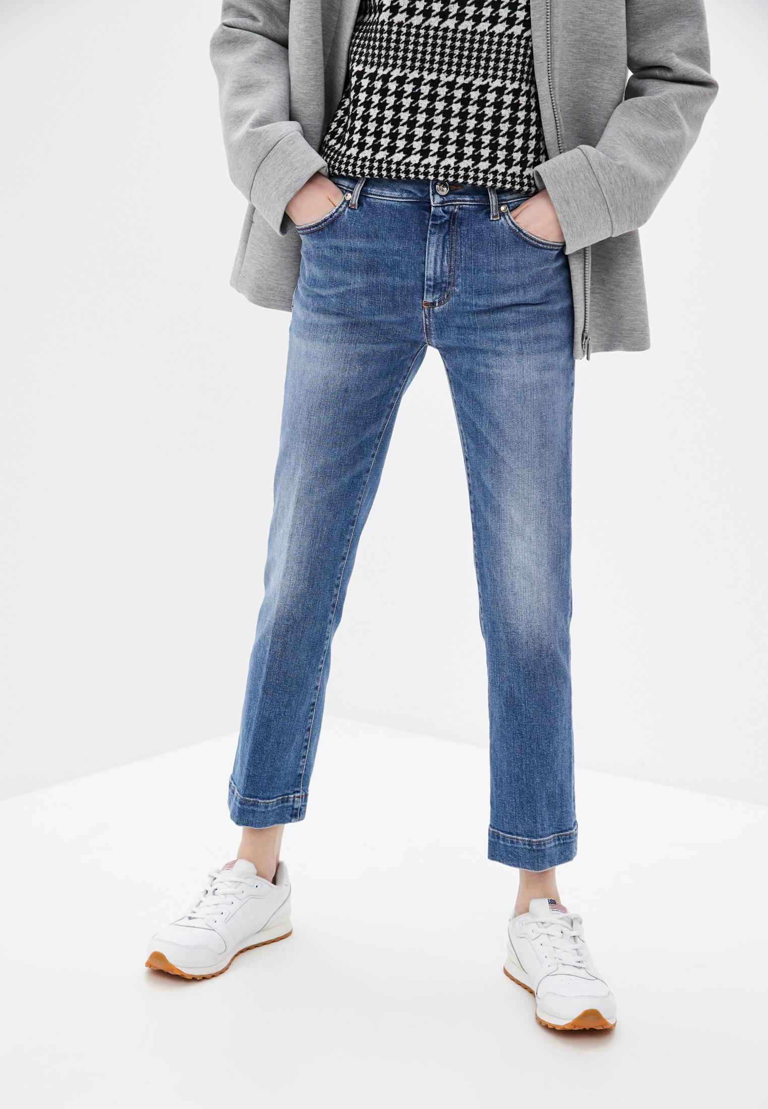 Прямые джинсы SPORTMAX 71812317600