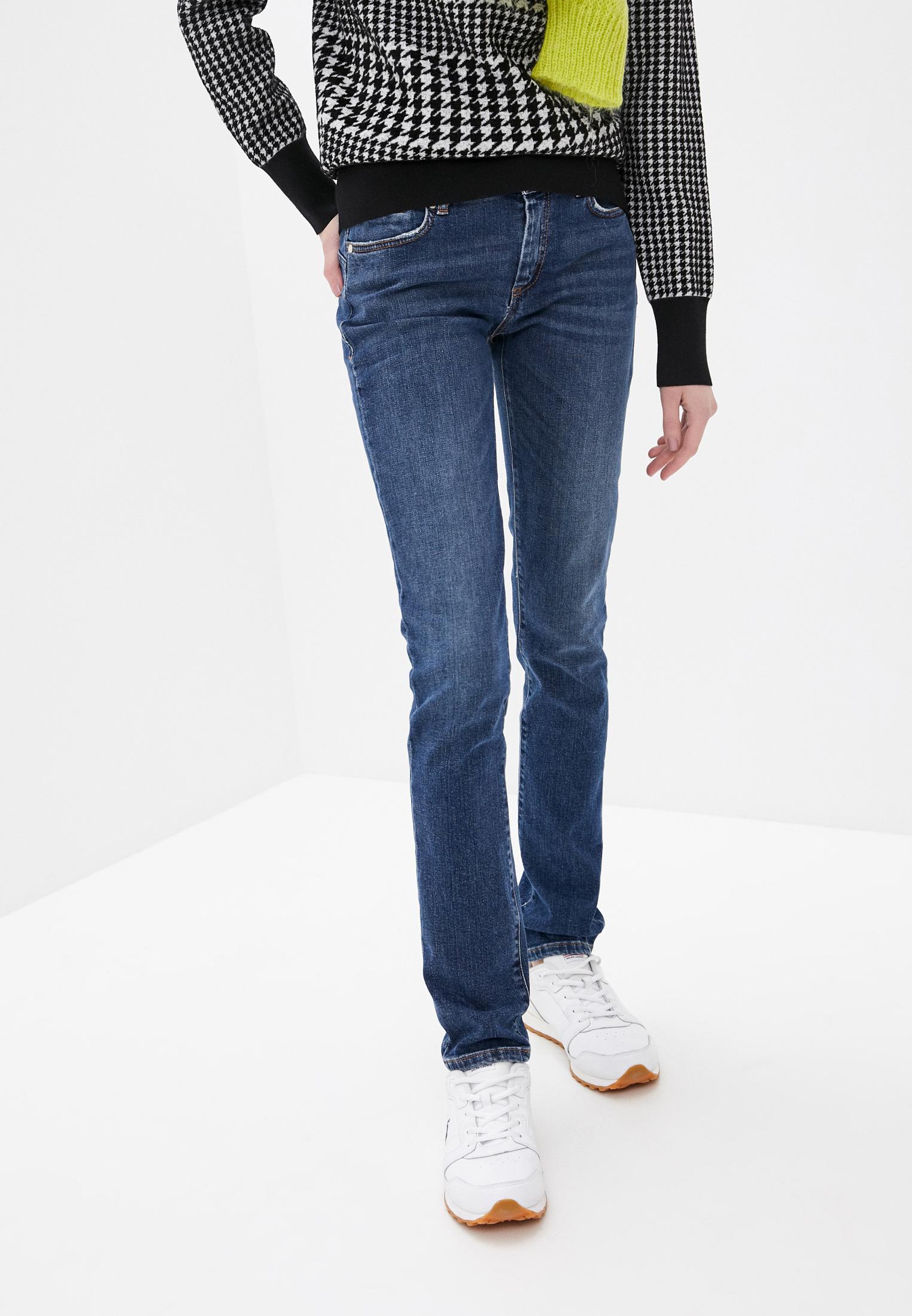 Зауженные джинсы SPORTMAX 71812217600