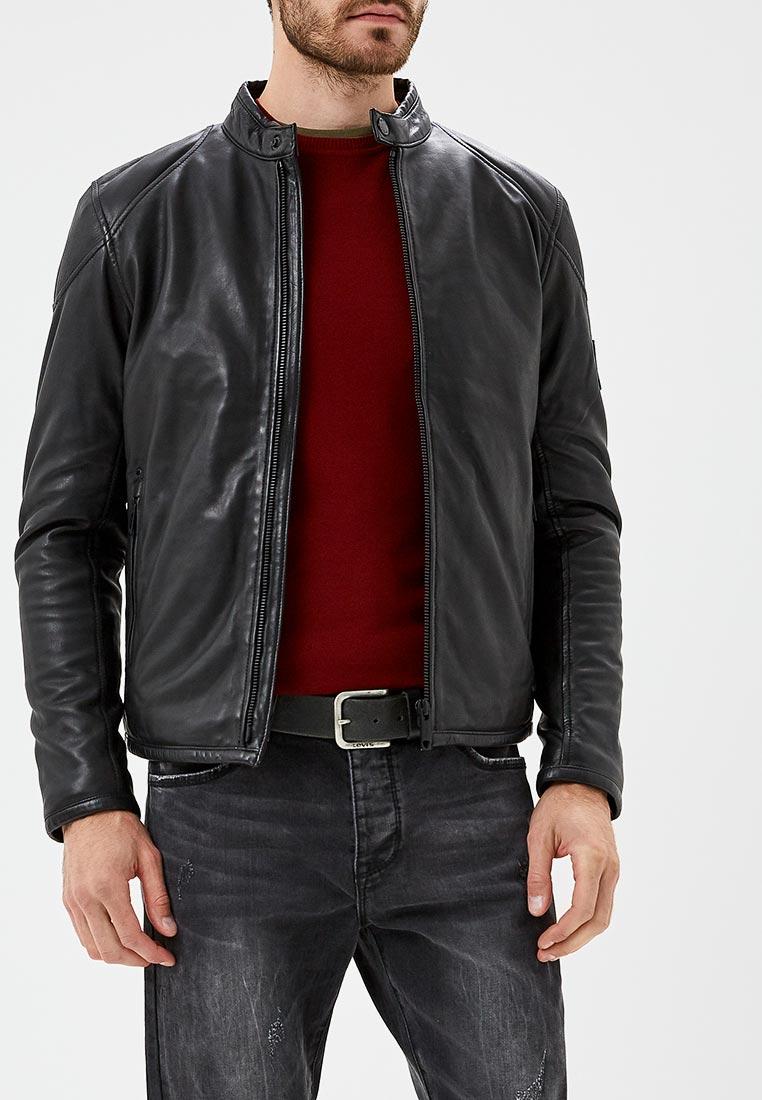 Кожаная куртка Strellson 110071