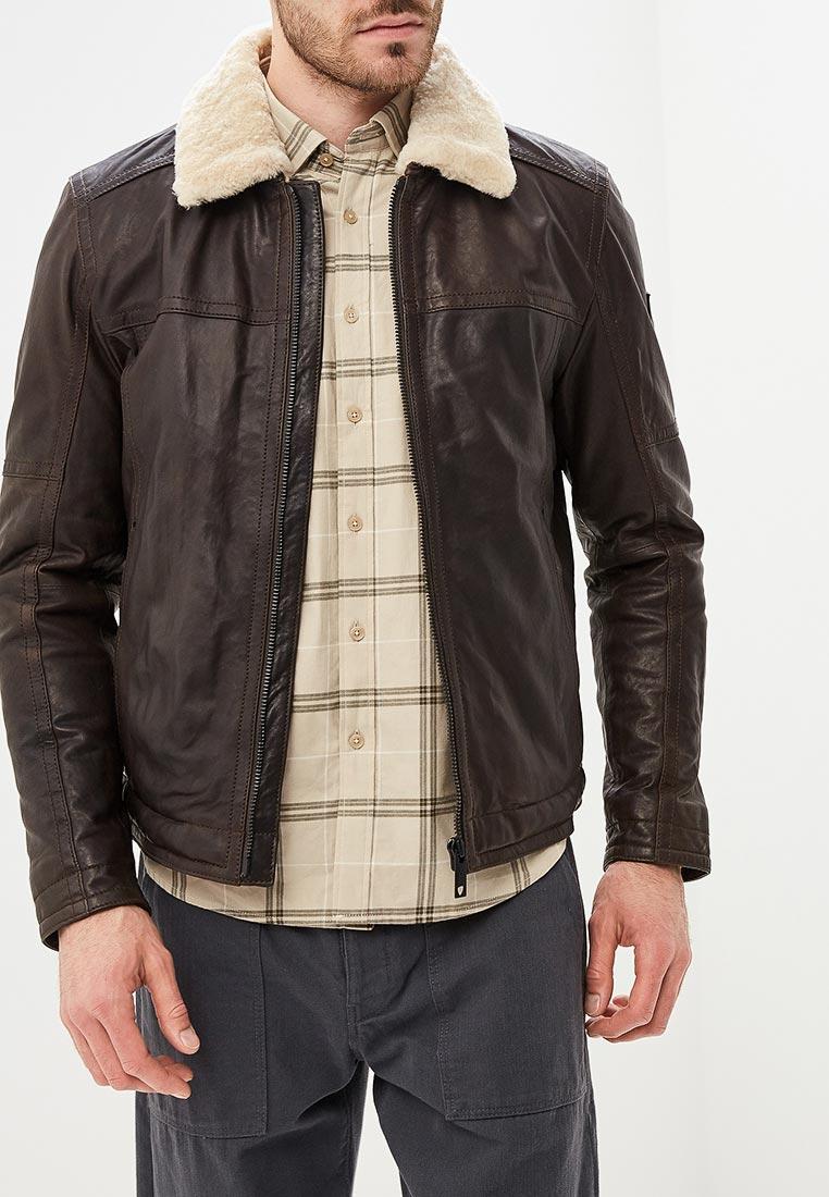 Кожаная куртка Strellson 110079