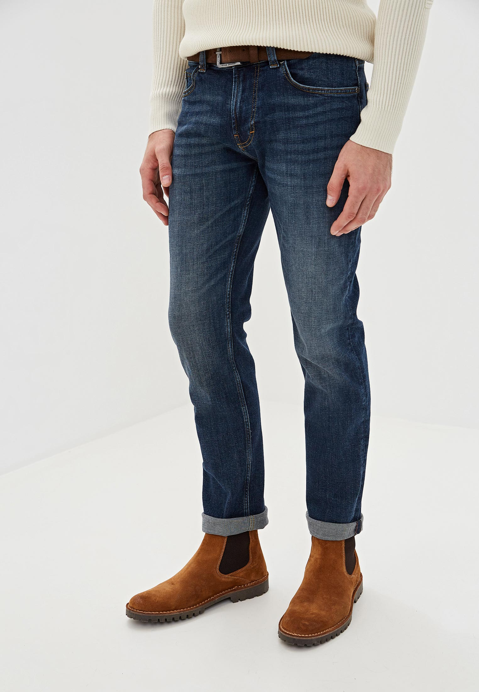 Мужские прямые джинсы Strellson 30017565