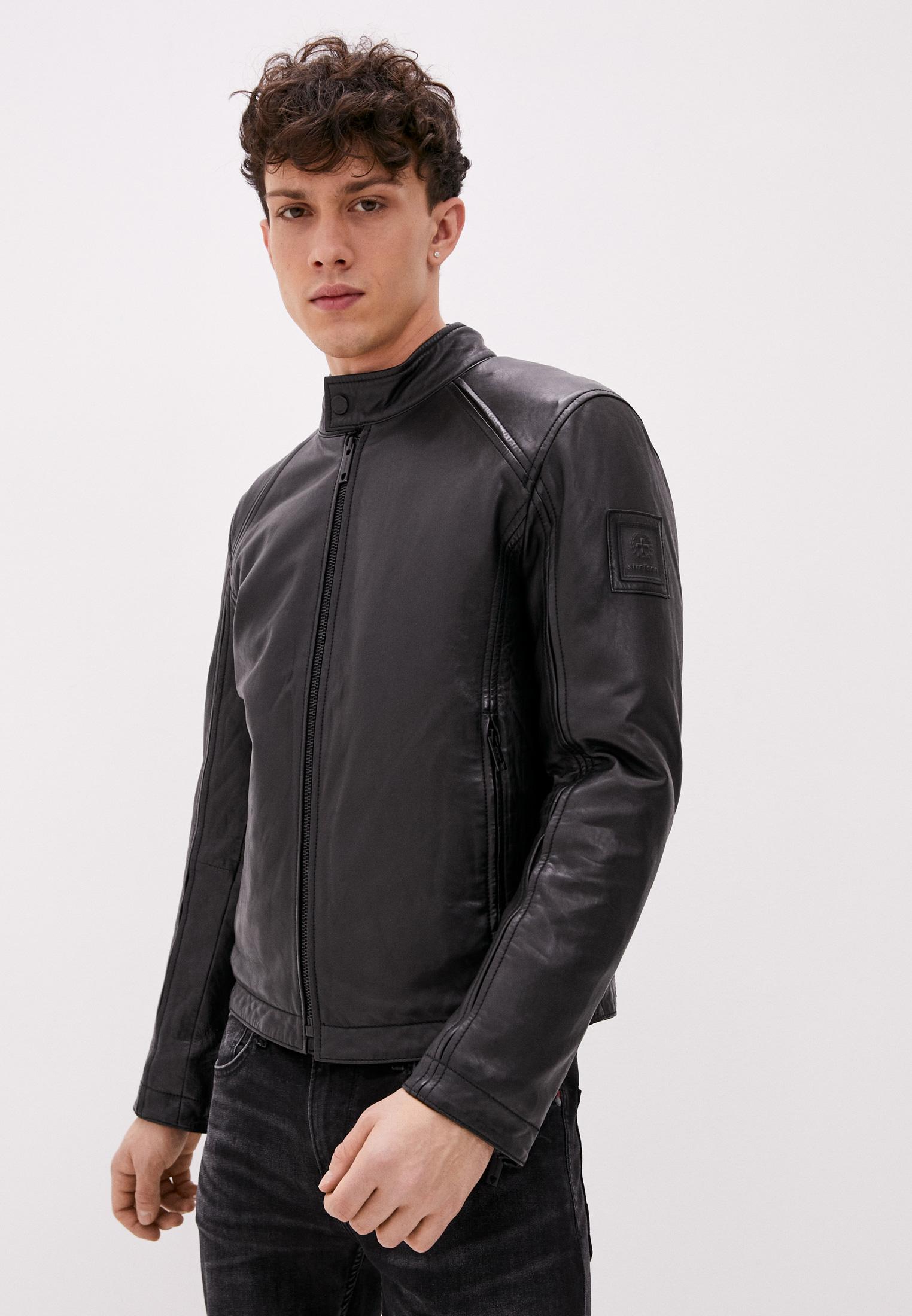 Кожаная куртка Strellson 110005976
