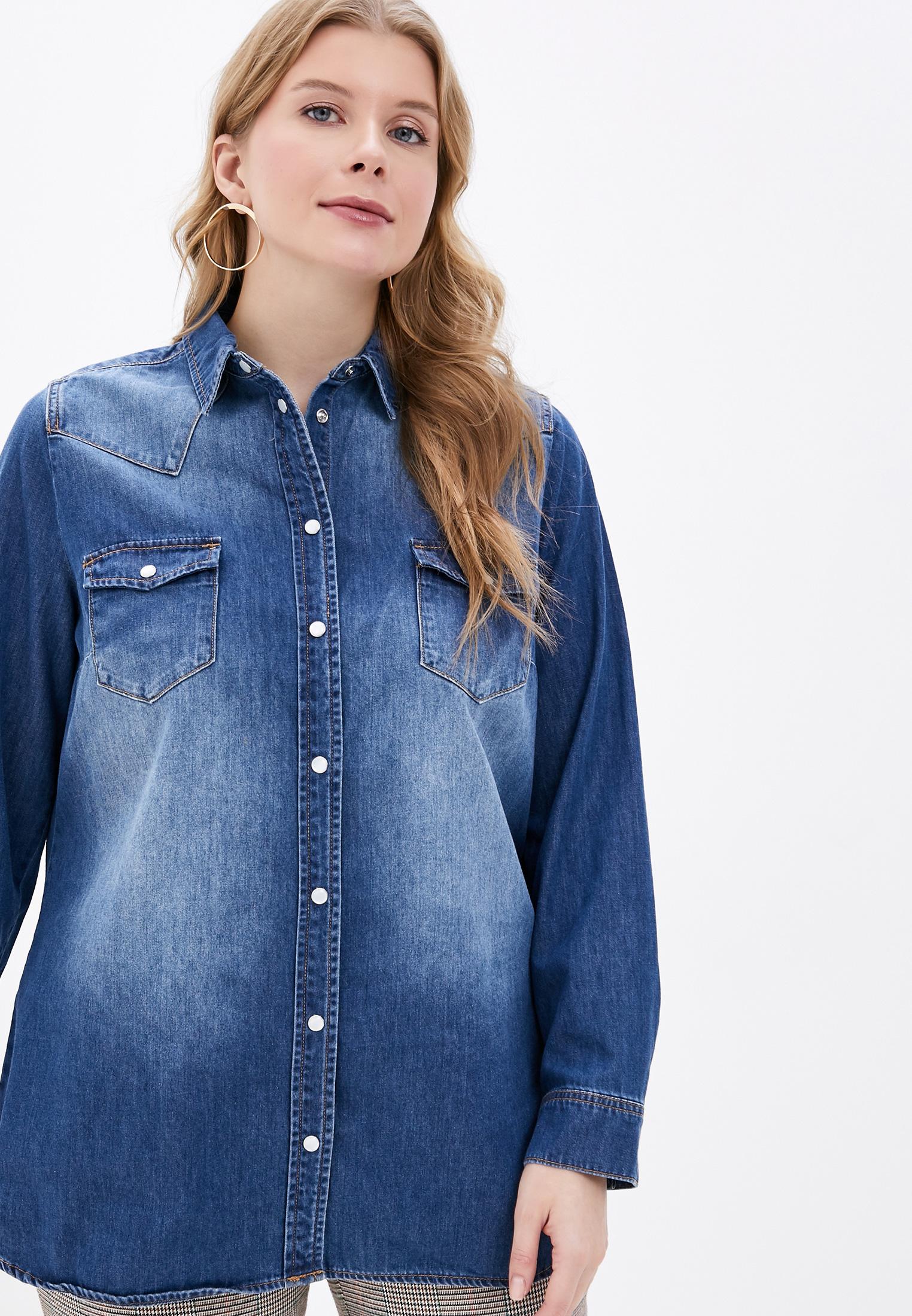 Женские джинсовые рубашки Studio Untold 725384
