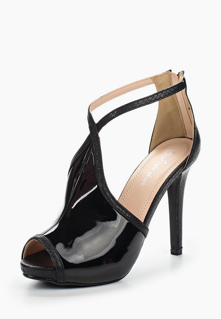 Женские босоножки Style Shoes F57-A-101: изображение 1