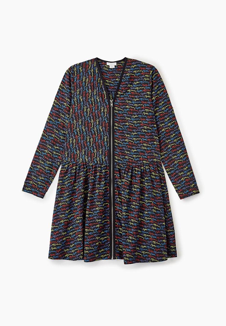 Повседневное платье Stella McCartney Kids 566843SNK35