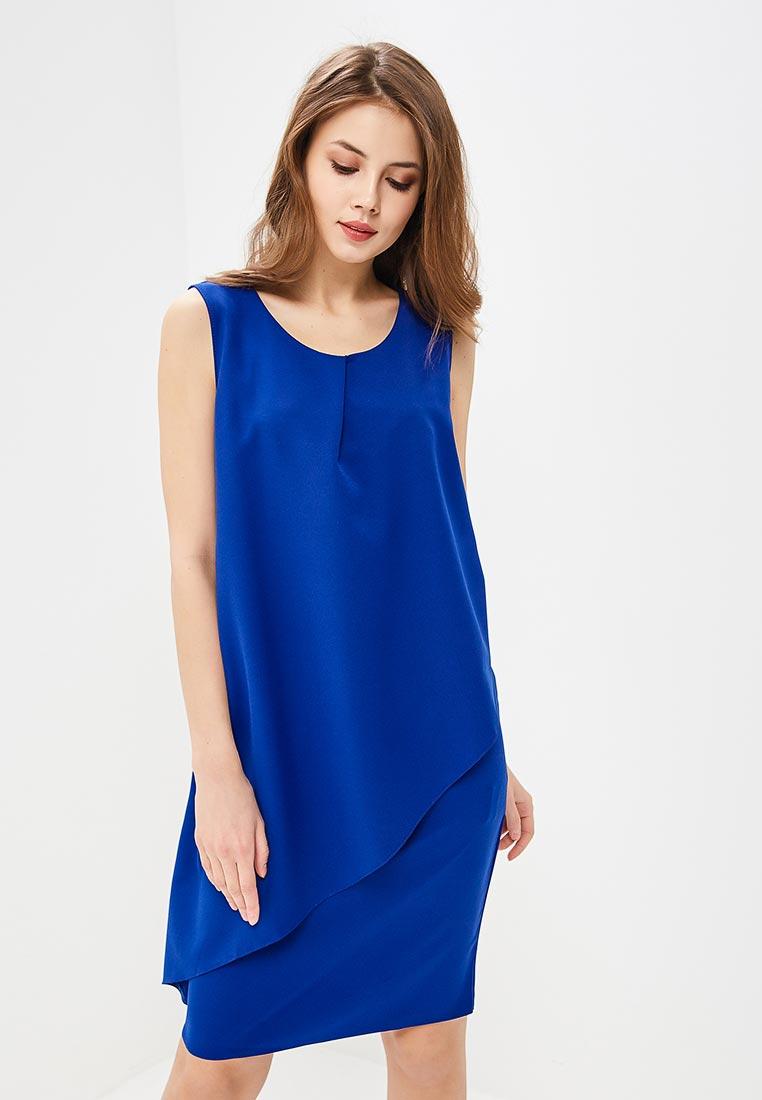 Вечернее / коктейльное платье 1st Somnium Z10_COBALT: изображение 4