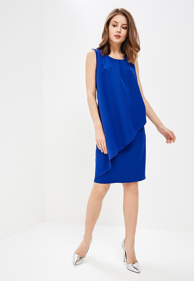 Вечернее / коктейльное платье 1st Somnium Z10_COBALT: изображение 5