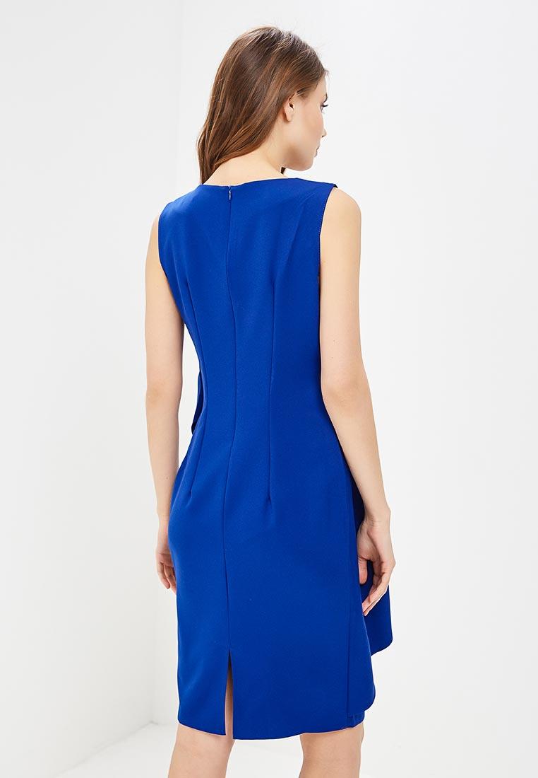 Вечернее / коктейльное платье 1st Somnium Z10_COBALT: изображение 6