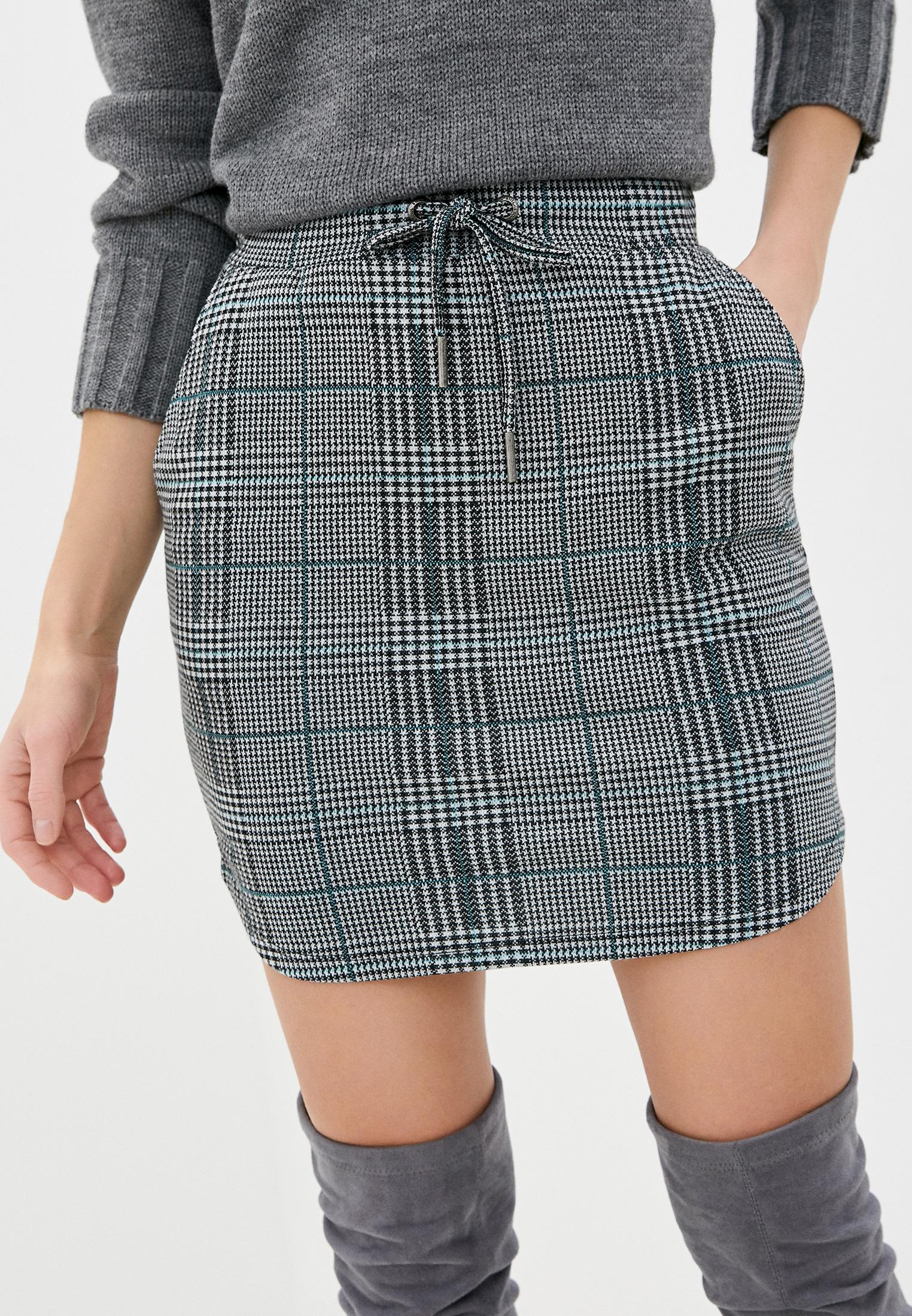 Прямая юбка Stitch & Soul D17003O50159