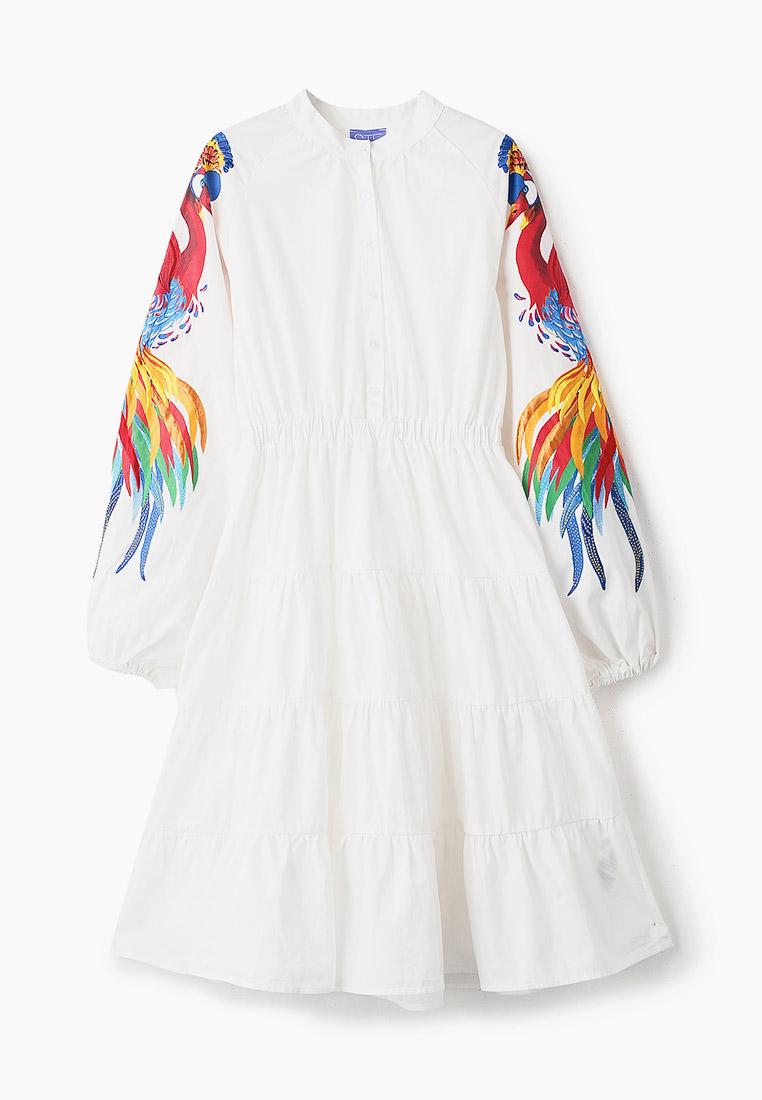 Повседневное платье Stella Jean Kids AB05