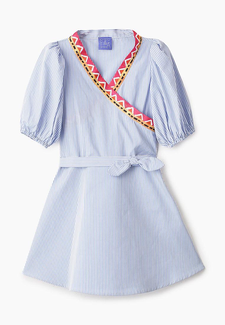 Повседневное платье Stella Jean Kids AB25