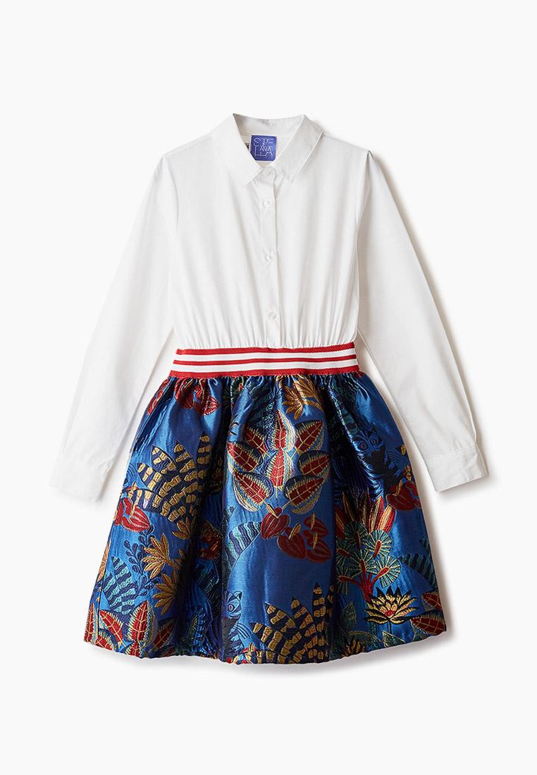 Нарядное платье Stella Jean Kids AB022111
