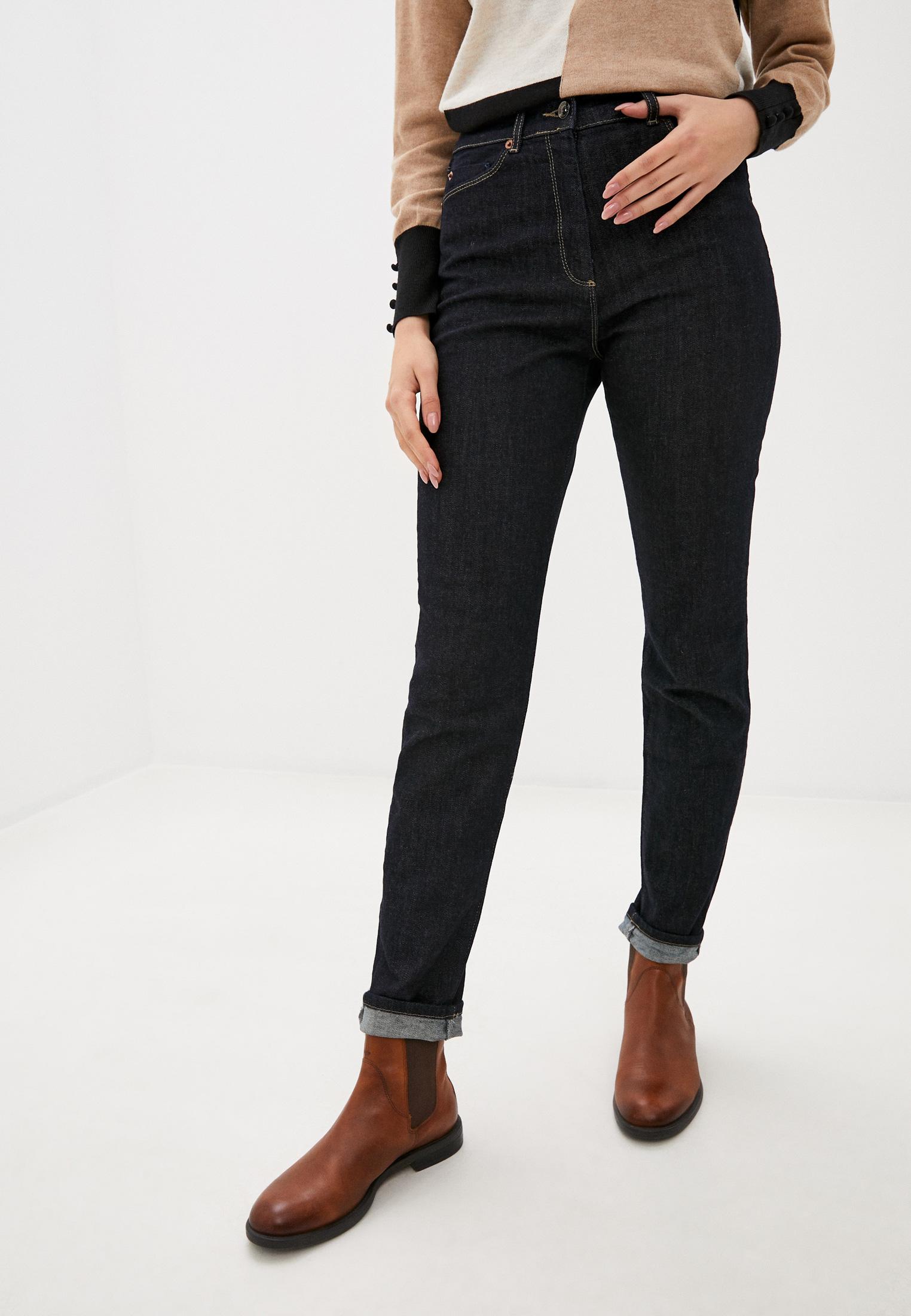 Зауженные джинсы Stefanel E028PE50679