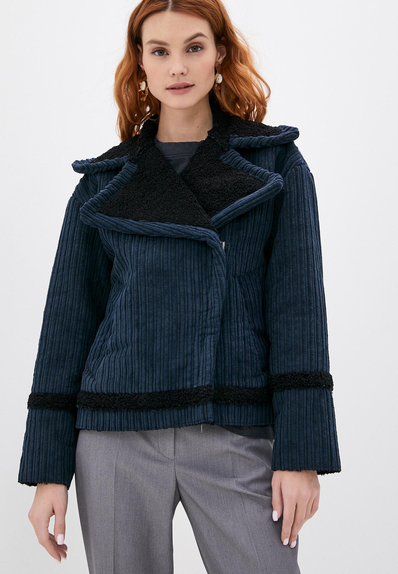 Женские пальто Stefanel Дубленка Stefanel