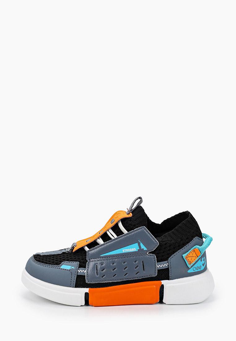 Кроссовки для мальчиков Strobbs N1679-7