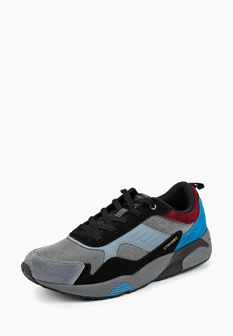 Мужские кроссовки Strobbs C2667-10