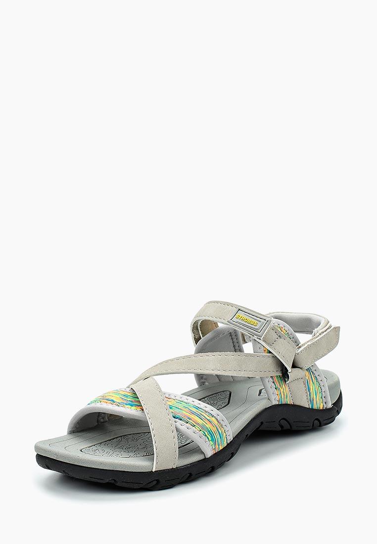 Женские сандалии Strobbs F6665-4: изображение 2
