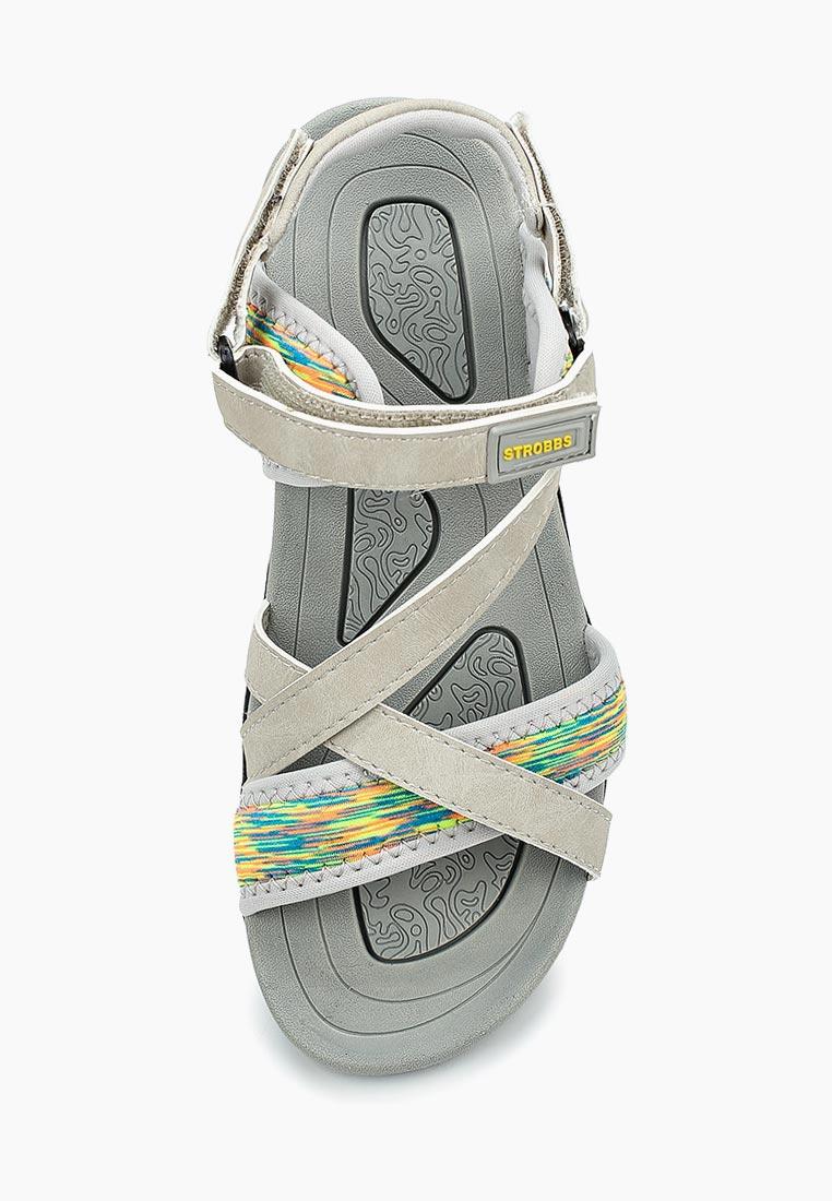 Женские сандалии Strobbs F6665-4: изображение 5