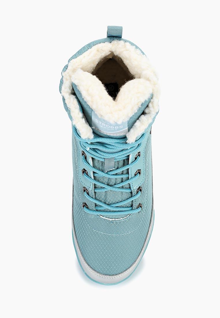 Женские кроссовки Strobbs F8220-14: изображение 4