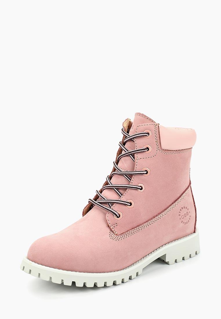 Женские ботинки Strobbs F8232-12