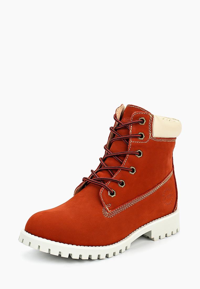 Женские ботинки Strobbs F8232-21