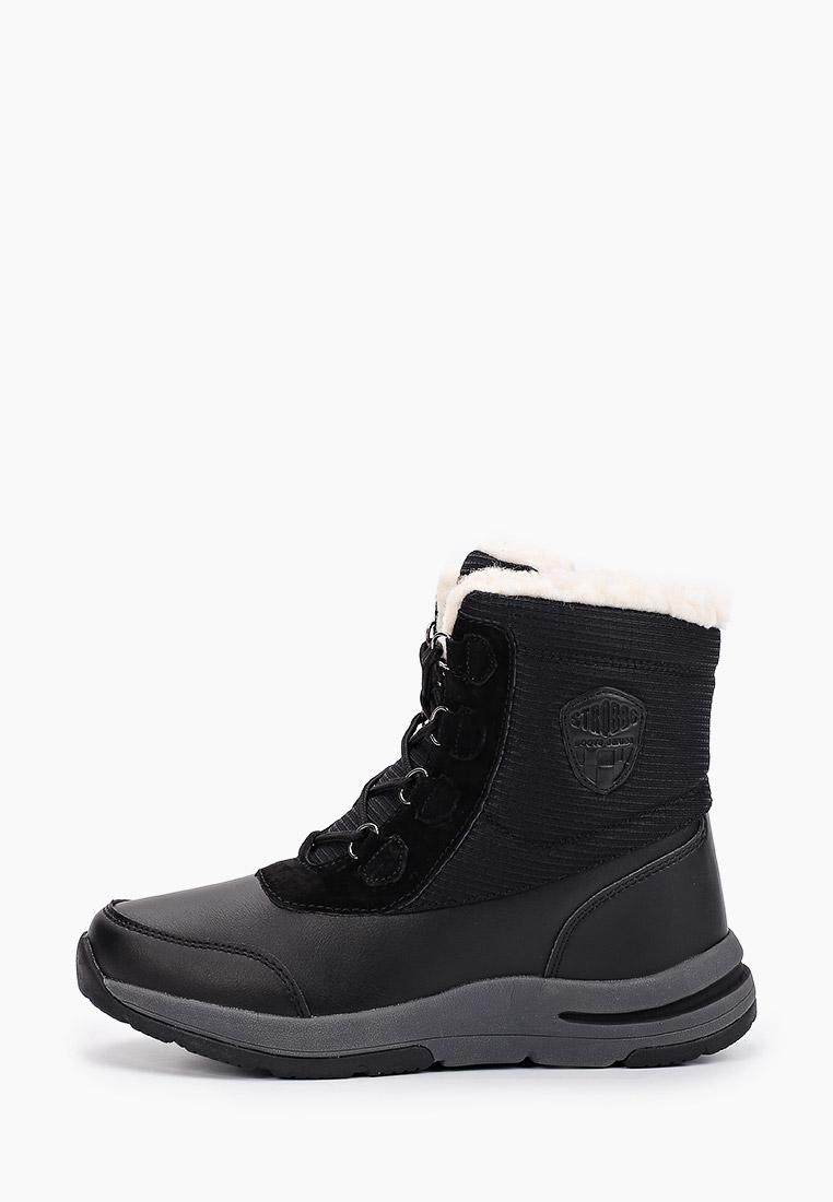 Женские ботинки Strobbs F8266-3