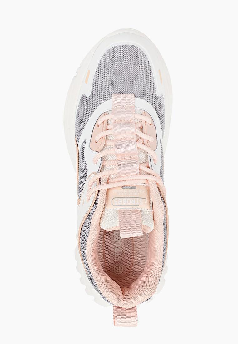 Женские кроссовки Strobbs F7054-4: изображение 4