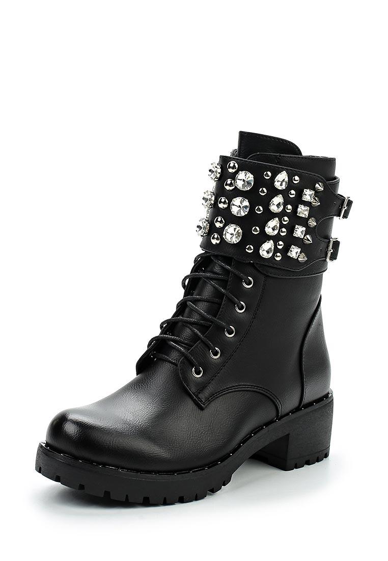 Женские ботинки Super Mode F52-4238