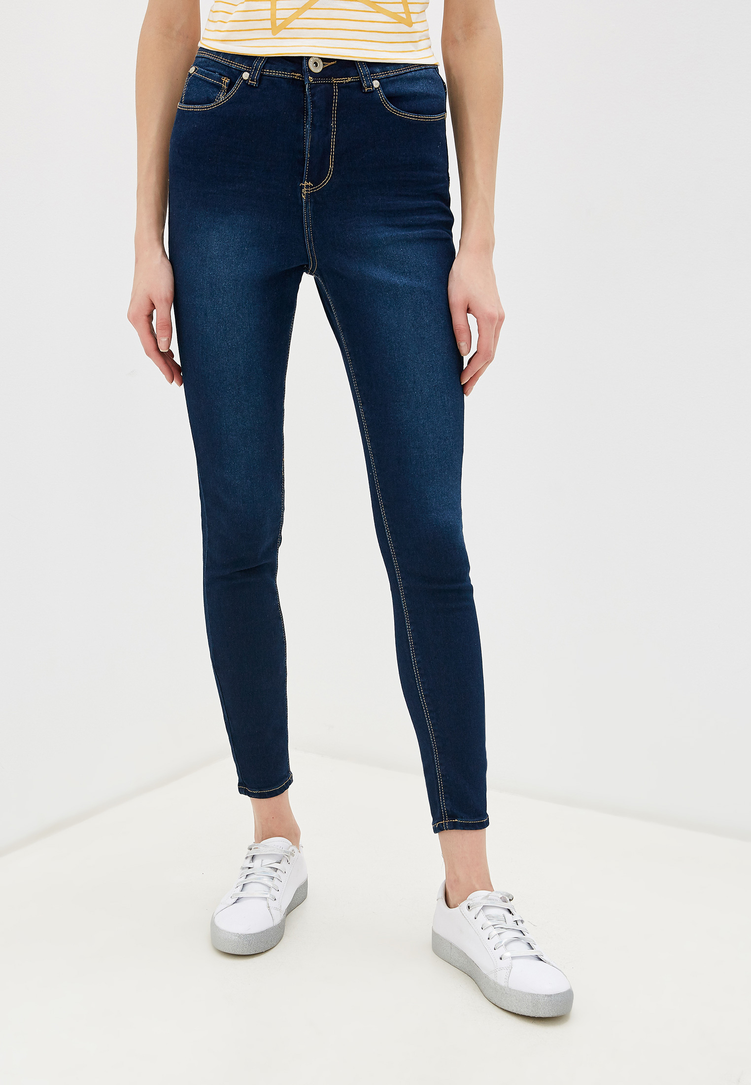 Зауженные джинсы Sublevel D8670E61891