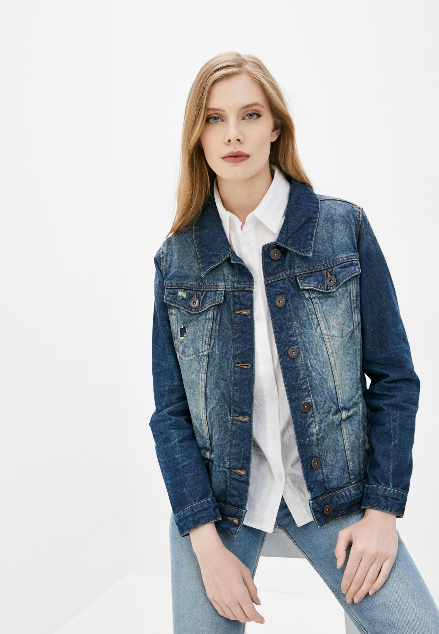Джинсовая куртка Sublevel D8007L43353M208