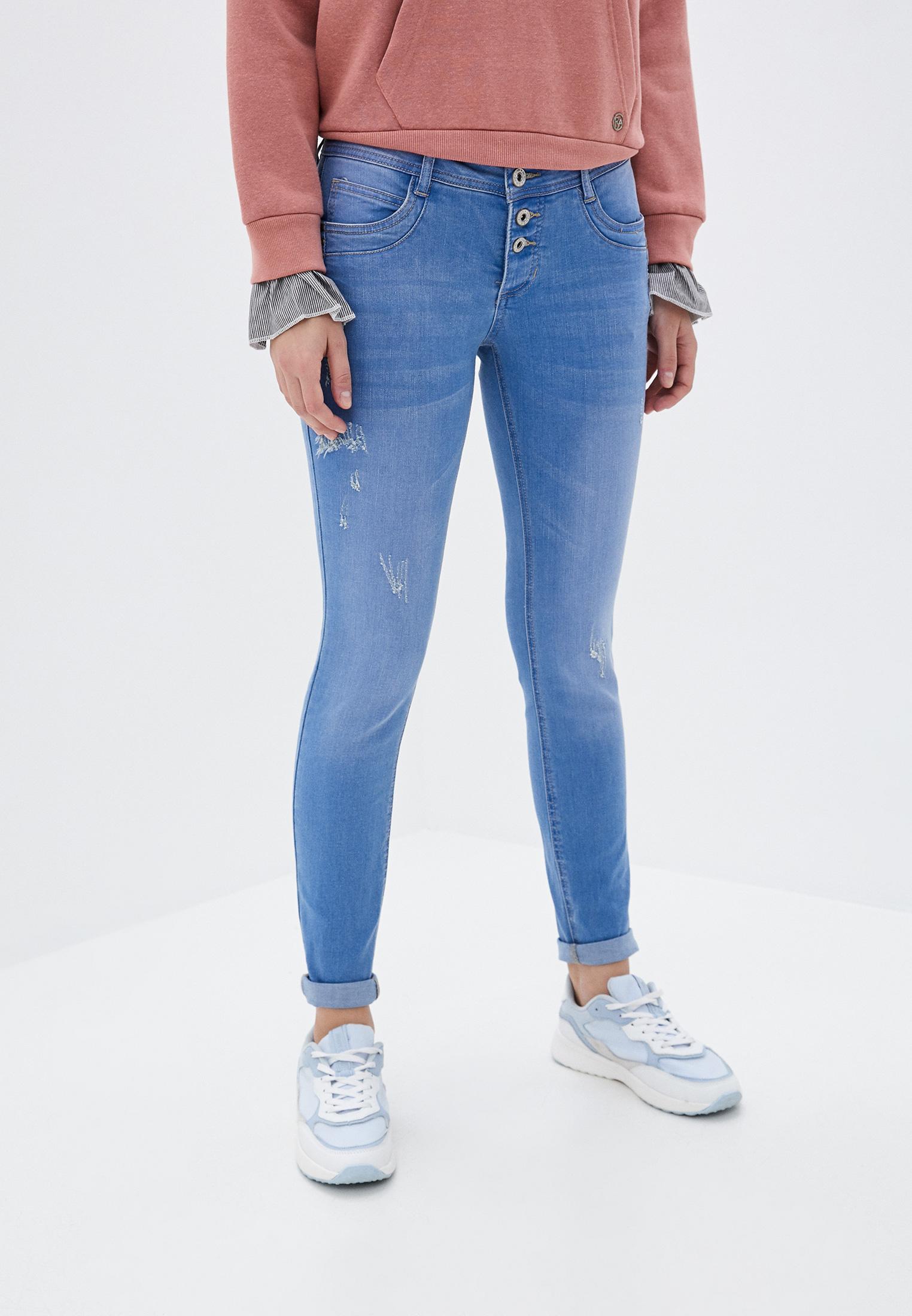 Зауженные джинсы Sublevel D85740Y61506M141