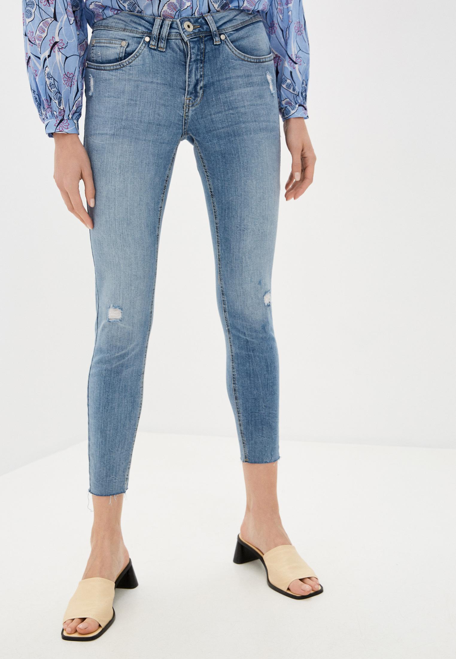 Зауженные джинсы Sublevel D85790L61814L104