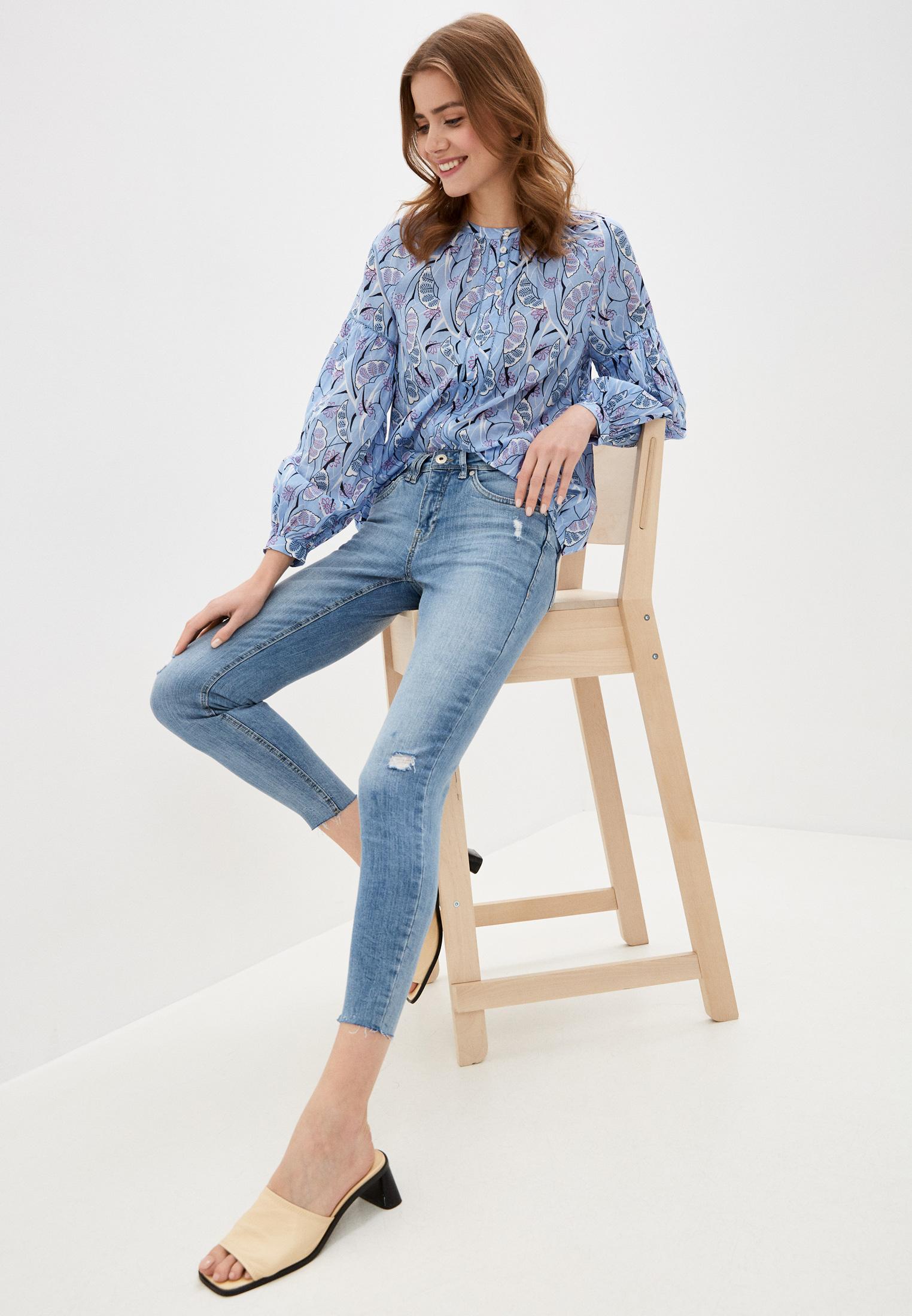 Зауженные джинсы Sublevel D85790L61814L104: изображение 2
