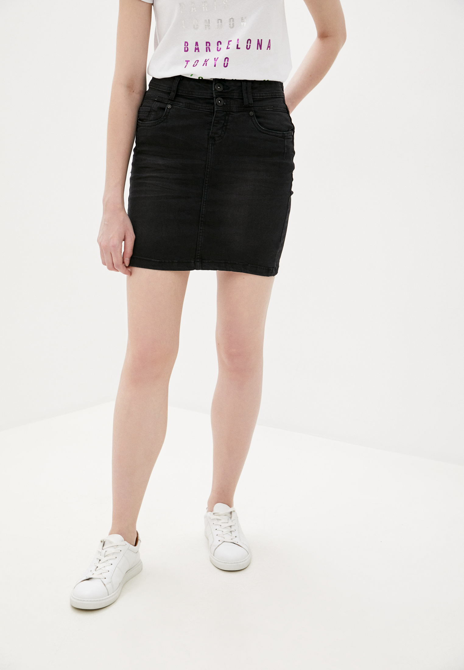 Джинсовая юбка Sublevel D85023T50174B125