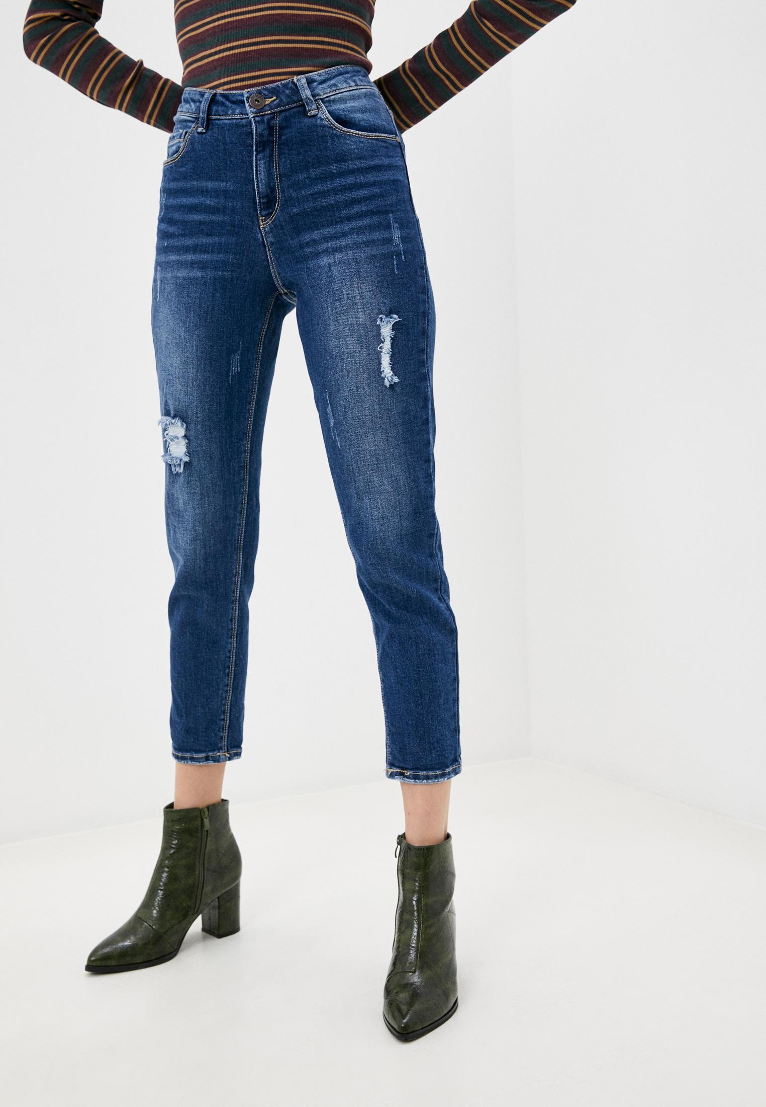 Зауженные джинсы Sublevel D85016E62029