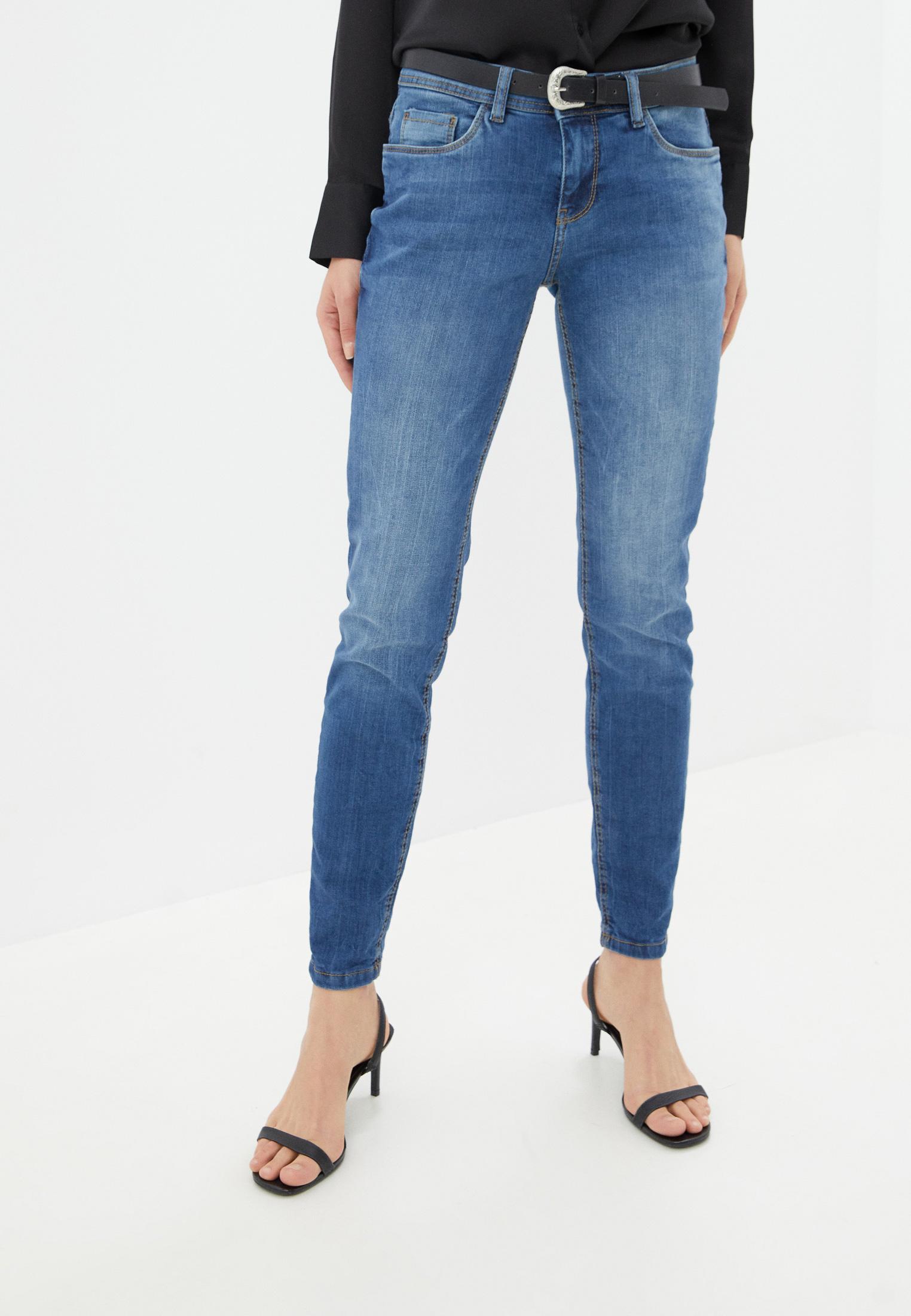 Зауженные джинсы Sublevel D85024T62061