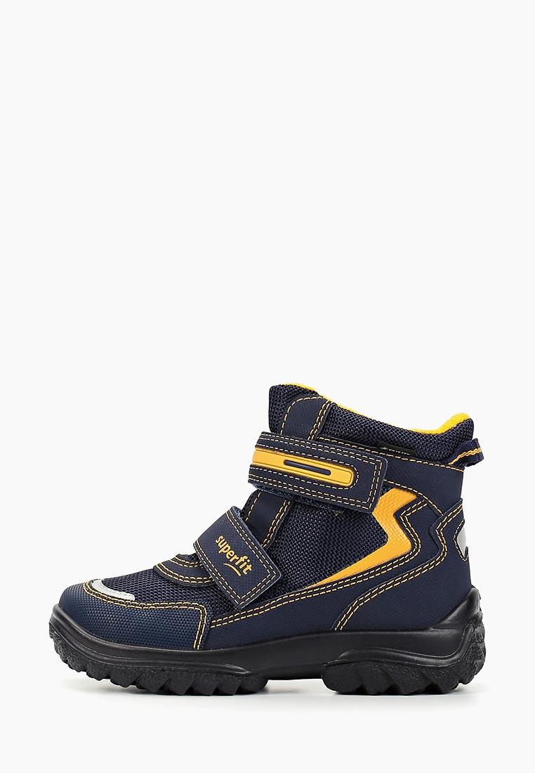 Ботинки для мальчиков Superfit 5-09030-81