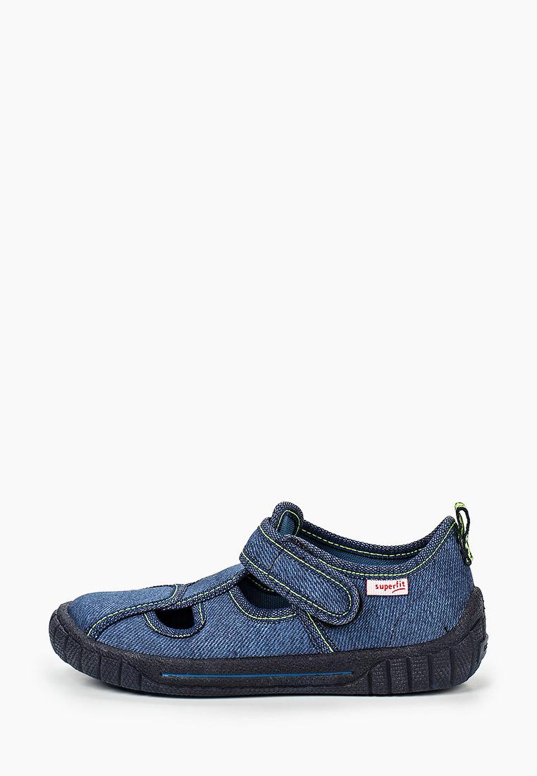 Домашняя обувь для мальчиков Superfit 1-000272-8000
