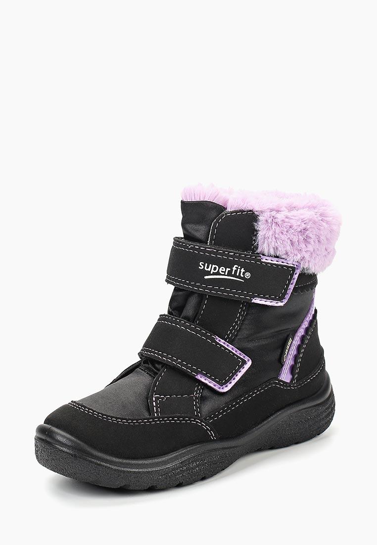 Ботинки для девочек Superfit 3-09090-00