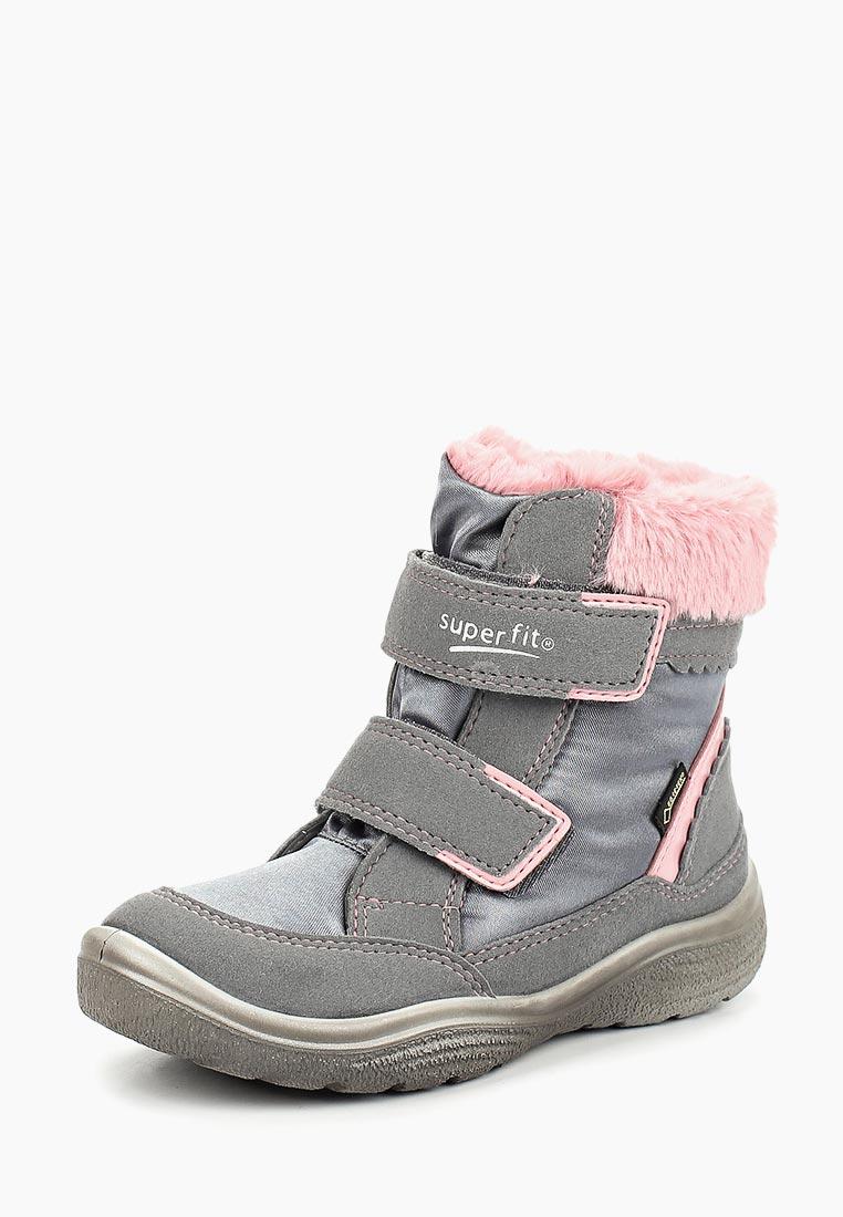 Ботинки для девочек Superfit 3-09090-25