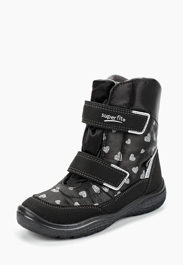 Ботинки для девочек Superfit 3-09091-00