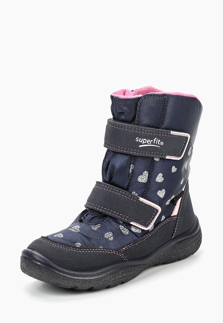 Ботинки для девочек Superfit 3-09091-80