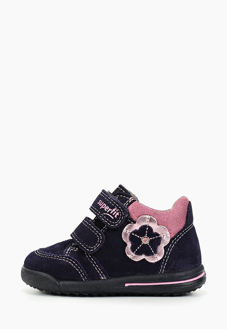 Ботинки для девочек Superfit 5-09377-80