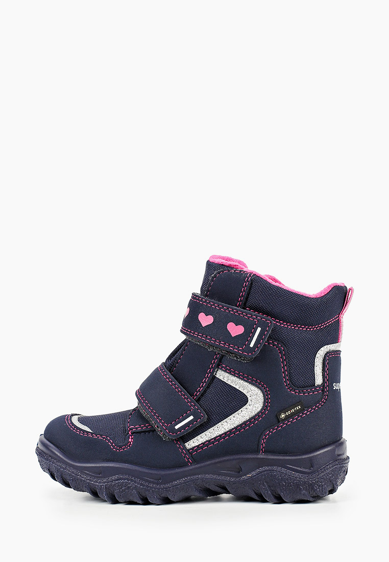 Ботинки для девочек Superfit 1-000045-8000