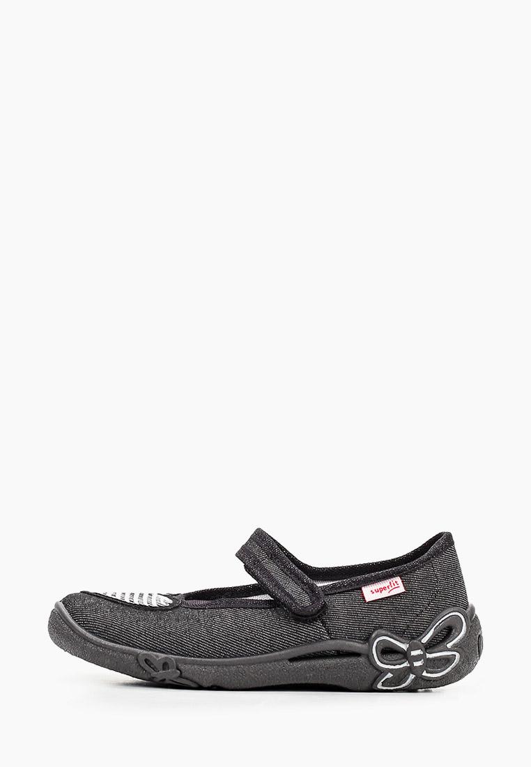 Туфли для девочек Superfit 1-000287-0100
